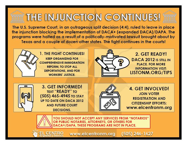 SCOTUS_Inforgraphics - DACA+/DAPA Decision