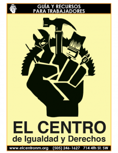 El CENTRO's Labor Toolkit